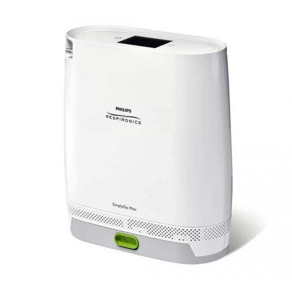 Concentrador de oxígeno portatil SimplyGo Mini Philips